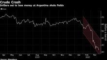 Sueño de shale argentino se desvanece ante caída de petróleo