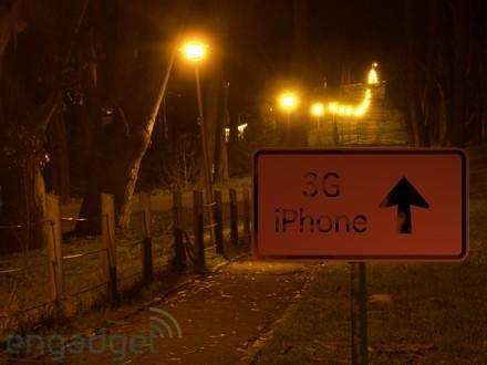 """O2 to announce 3G iPhone in """"the coming weeks"""""""