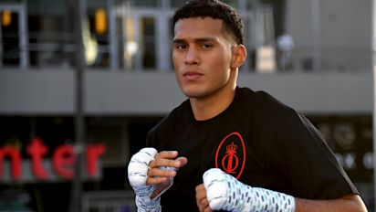 Benavidez keeps it real in quest to be the best