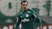 Gustavo Gómez 'em casa' pela primeira vez com o Palmeiras