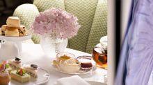 大熱下午茶 Rosewood The butterfly room 與法國水晶品牌  Lalique 推出獨家菜單!