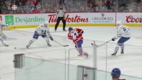 Galchenyuk spins and rips puck past Bernier