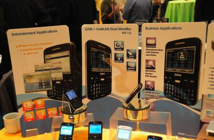 Hands-on with Wistron NeWeb's GW4 Linux phone