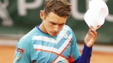 'Not happy': Alex de Minaur in 'demoralising' French Open drama