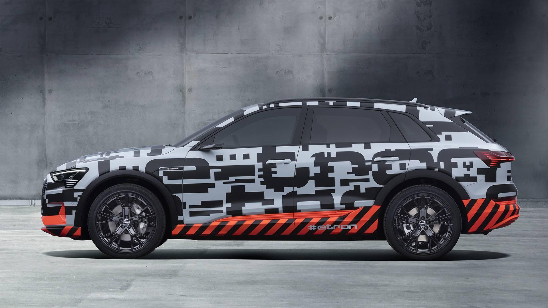 Audi E Tron Production Version To Debut August 30