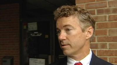 Rand Paul Talks Health Care, Isolationism