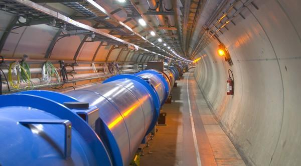 LHC breaks its own energy record, still less powerful than Lady Gaga