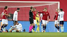 Northern Ireland beaten by Norway after Stuart Dallas own goal