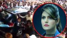 """Aurangabad Shame: Zareen Khan Reveals, """"Some As***les Tried To Touch Me Inappropriately"""""""