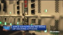 Apple says a 'small number' of Chinese users had their Apple IDs stolen