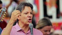 Haddad ironiza ingerência de Silvio Santos no jornalismo do SBT