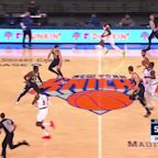 Top plays from New York Knicks vs. Indiana Pacers