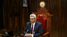 Sri Lanka parliament gives president sweeping powers