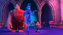 Las princesas Disney dominan el nuevo tráiler de Ralph rompe Internet