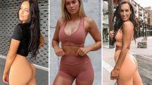 The 'naked' leggings trend taking over gyms