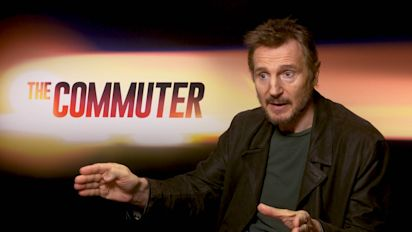 The Commuter: Exclusive Interview With Liam Neeson