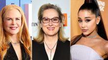 Meryl Streep and Nicole Kidman Team Up with Ariana Grande for Netflix's The Prom Musical