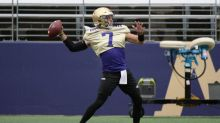 Panthers trying out quarterback Kevin Thomson