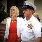Court martial begins for Navy SEAL accused of war crimes