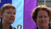 Gay Couple Sues for Marriage Recognition in Pennslyvania