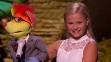 'America's Got Talent': 12-year-old singing ventriloquist returns with amazing Jackson 5 cover