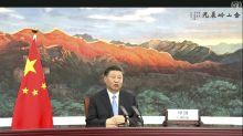 China's Xi: COVID reveals isolationism as a futile pursuit