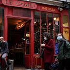Paris bars and cafes to close but restaurants can stay open under new 'maximum alert' Covid rules