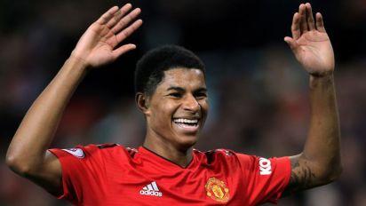 Rashford seals comfortable win for United over Fulham
