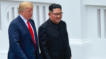 Donald Trump says Kim Jong-un has accepted an invitation to the White House 'sometime in the future'