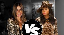 Cookie Lyons vs. Carine Roitfeld: Choose Your Animal Print-Loving Style Icon