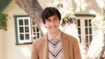 Teen Vogue's The Cover - Nat Wolff and Author John Green Do Character Work