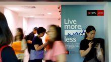 Singapore banks' third-quarter profits skid but beat market estimates