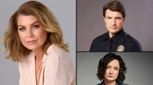 ABC Fall Premiere Dates: XL Grey's, Nathan Fillion's Rookie, The Conners (Minus Roseanne) and More