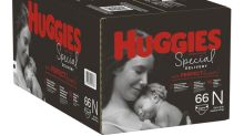 Huggies diapers made of plant-based materials lead Kimberly-Clark's turnaround