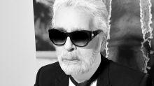 La firma Karl Lagerfeld lanzará una colección de camisas blancas en homenaje al káiser de la moda