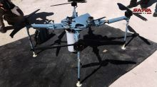 Syria says it captured drone near Israeli-occupied Golan