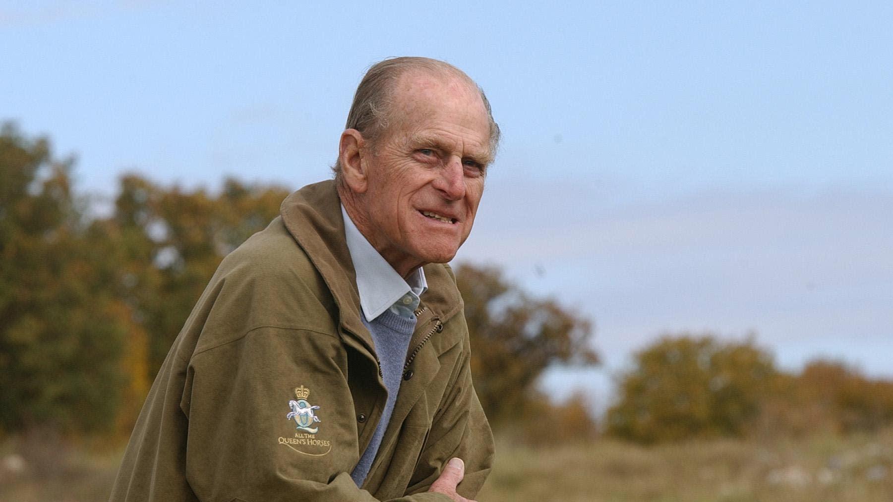 Celebrities recall happy times with the Duke of Edinburgh
