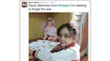 'Under attack. Nowhere to go': Bana Alabed, 7-year-old Aleppo girl, back on Twitter after account disappeared