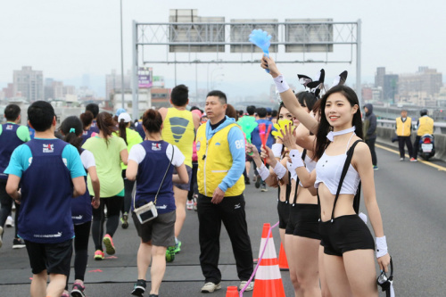 台北國道馬拉松 19日路段管制 (圖).