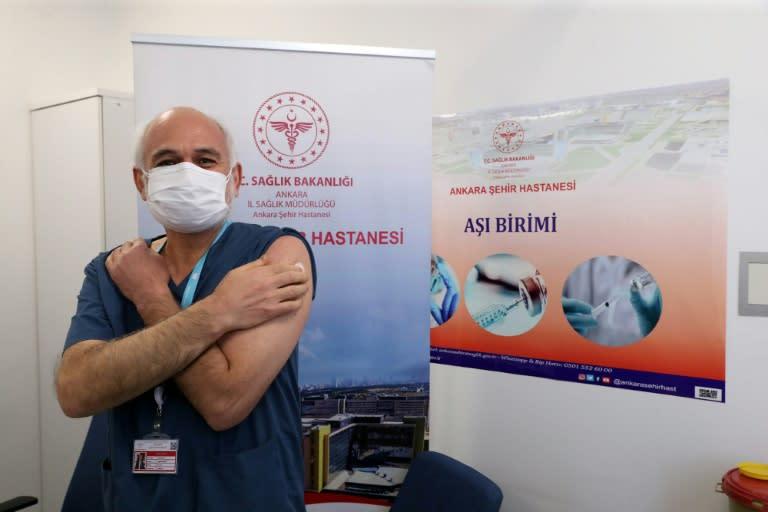 Türkei Coronavirus Fälle