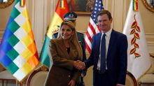 U.S. to send ambassador to Bolivia for first time in over a decade