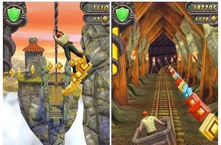 Temple Run 2 appearing today on the App Store