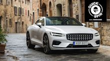 'Quick Spin' Ep. 1: Polestar 1 Is a Dream Turned Reality