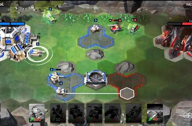 'Command & Conquer' mobile game wants in on that 'Clash of Clans' money