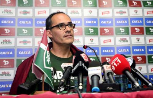 Flu assume venda de ingressos do Maracanã; Abad diz: 'Não há plano B'