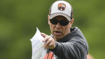 Georgia hires ex-Browns offensive coordinator