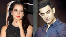 Aamir Khan Not Taking Kangana Ranaut's Side On Her Controversy With Hrithik Roshan