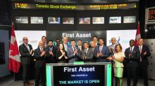 First Asset Opens the Market