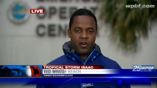 Severe weather keeps local emergency workers busy