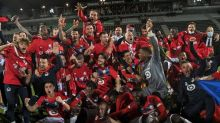 Lille win Ligue 1 title on final day as PSG finish second
